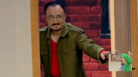 欢乐喜剧人: 贾冰穿越遇上了隔壁老王, 带了30年的绿色光环