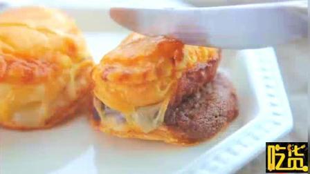 饺子皮做蛋挞, 流口水了