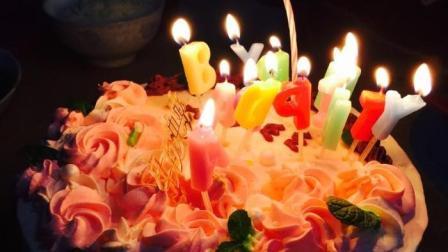 刘科元烘焙学院学生蛋糕基础裱花练习视频
