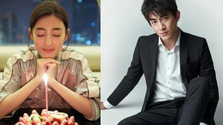 王丽坤33岁生日晒许愿照, 网友放大后发现了大秘密, 林更新居然在
