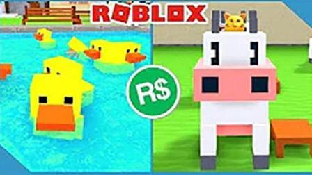 魔哒roblox虚拟世界EP72 欢乐迷你农场乐园