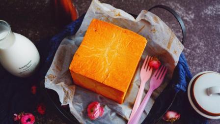 我的日常料理 第一季 如何制作风靡ins上的立方体吐司:北海道糖渍橙皮牛奶吐司