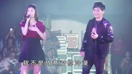 终于看到他俩的现场版了! 有人说让郑源唱也唱不出他的味道!