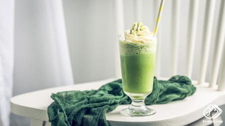 春风十里, 不如你……亲手做的这杯抹茶星冰乐!