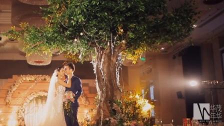 《有生之年,有幸遇见》 湘西婚礼电影 长沙华茂年华作品