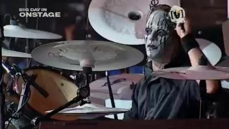 【重型现场】活结乐队Slipknot - Live Big Day Out 2005年现场全程视频