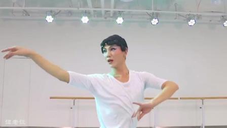 孙科老师古典舞舞姿训练, 专业的就是不一样, 每个动作都很灵动!