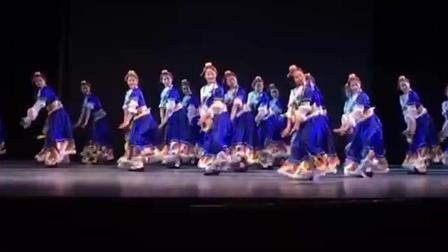 藏族舞蹈《库玛拉》, 浓浓的民族风格