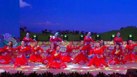 百花迎春文艺调演--舞蹈;赞歌