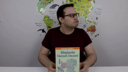 Story Time - Elephants Cannot Dance 生动有趣的英文绘本阅读 Polar Bear Kids 制作