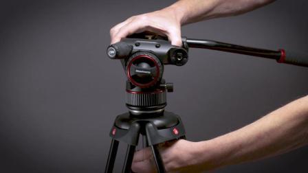 通过Nitrotech云台的反弹力系统平衡相机