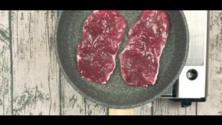 爱吃牛肉的朋友不要错过黑椒牛排, 做法十分简单!