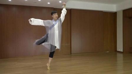 北京舞蹈学院古典舞《水墨孤鹤》, 经典曲目, 艺考谁跳过