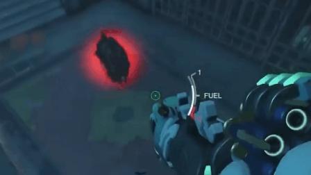 守望先锋法鸡复活基地转角遇到爱 法鸡: 你走开!