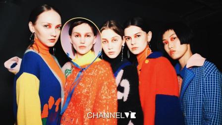 上海时装周预告|天旋地转炫出时尚态度
