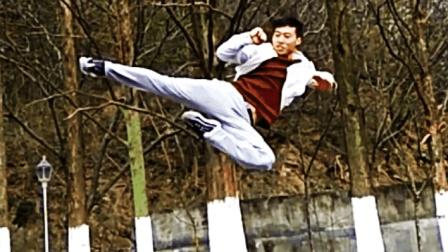 习武长达18年之久的武林高手, 到底有多厉害的真功夫? 看看这5段视频就知道!