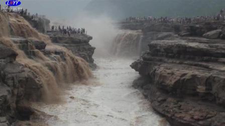 环游中国50天自驾游第二十一集陕北窑洞、壶口瀑布