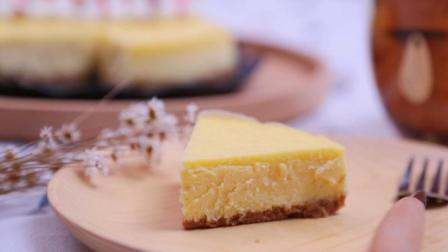 i烘焙美食实验室 2018 新手第一次就做出超完美的重芝士蛋糕?