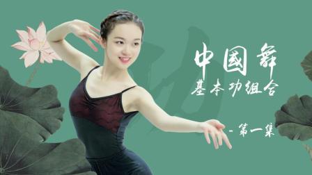 中国舞基本功教学  第二集