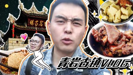 人均一百带你穷游贵州青岩古镇, 小翔哥的美食vlog