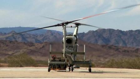 直升机界的奇葩, 美国K-Max直升机独特的旋翼设计, 总感觉会撞裂