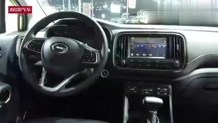 汽车资讯: 新一代SUV销量担当, 广汽传祺GS3, 喜欢吗?