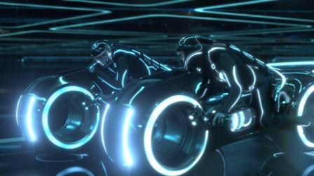 富二代坠入电子世界, 却发现程序大军即将进攻人类世界, 速看科幻电影《创: 战纪》