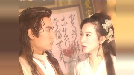 焦恩俊 萧蔷  小李飞刀 李寻欢伤的是林诗音的儿子, 童年经典爱情 一段悲伤的爱情_高清