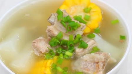 排骨汤这样炖, 味道真是好极了, 零厨艺都能学会
