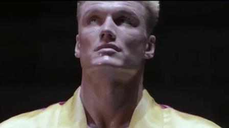 影界拳王史泰龙不用替身拍摄《洛奇4》, 结果被龙格尔打进医院!