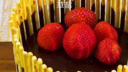 抓紧最后一波草莓季, 做个蛋糕吧