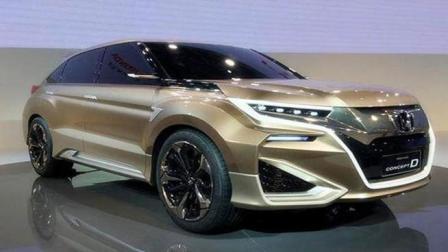 本田推出豪华七座SUV车型, 大溜背设计配四驱系统, 仅售22万!