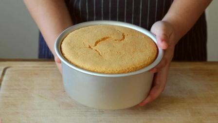 戚风蛋糕徒手脱模技巧, 烘焙新手、老手必备技能