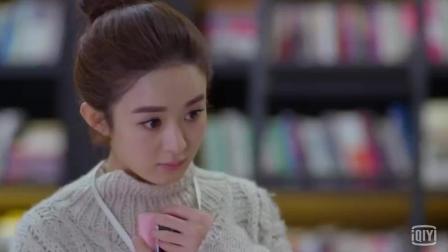 """赵丽颖跟老板吃饭低头说暗语, 张翰霸道的语气说她在""""念咒""""吗?"""