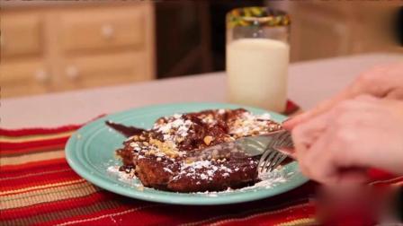 法式花生酱吐司, 做法简单, 最适合当早餐了