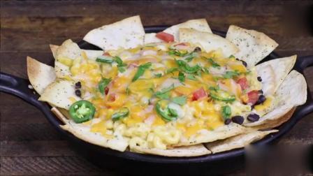 超好吃的奶酪玉米片, 做法简单, 味道胜过披萨