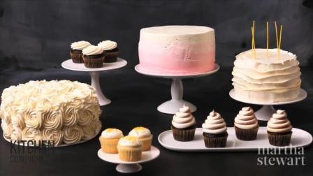 教你快速做出派对文艺甜点, 5种简单蛋糕装饰制作教程