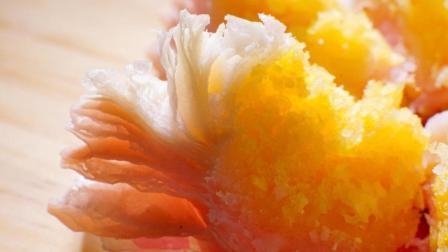 你的甜点离创意料理的距离, 就差这一个椰蓉蛋黄馅的距离了!