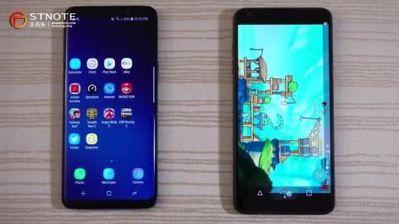三星S9对比LG G6软件启动速度, 究竟谁是韩国最强的手机?