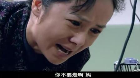 《金婚》燕妮在李天骄家找到了父亲佟志, 佟母临终前叮嘱佟志一定要善待文丽