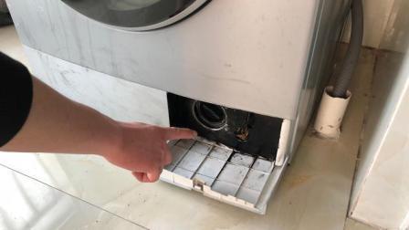 活了20年才知道, 洗衣机右下角还隐藏这个功能, 用对了能省不少钱