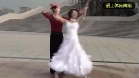广场交谊舞《九妹》北京平四