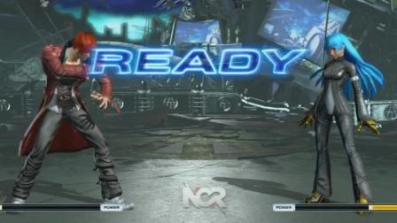 NCR拳皇KOF14最终总决赛 小孩 对战 WERO ASAMIYA