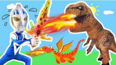 恐龙总动员 恐龙当家 恐龙世界 霸王龙 恐龙动画片 森林冰火人大战恐龙怪[10-20关】