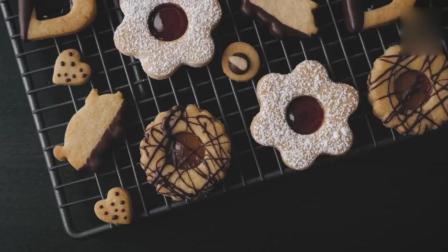 如何制作美味好吃的果酱黄油饼干 大厨把配方和过程都教给你