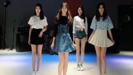 4个可爱妹子的舞蹈, 你喜欢哪个?