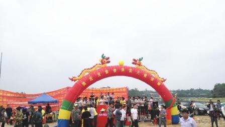 2018两广周氏兄弟祭拜孟八祖活动