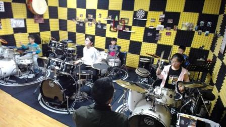 非洲鼓 + 爵士鼓 架子鼓学习入门 练习