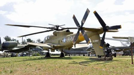 现代高速直升机的开山之作, 洛马公司研发的AH-56夏延武装直升机