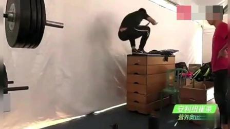 百米飞人苏炳添日常训练, 冠军是怎样炼成的?